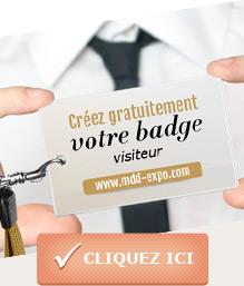 Créez votre badge